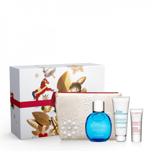 Collection Eau Ressourcante Christmas Gift Set