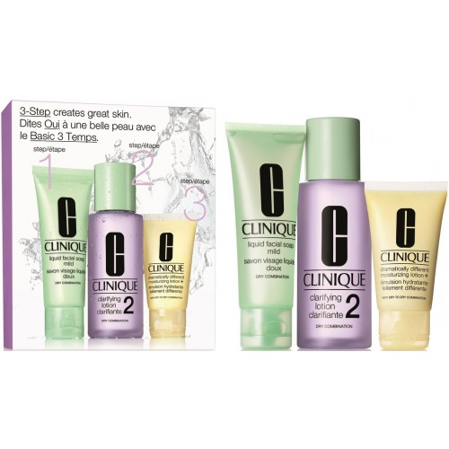 3-STEP SKIN CARE INTRO SET SKIN TYPE 2