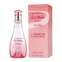 Cool Water Woman Sea Rose Carribean Summer Edition EdT