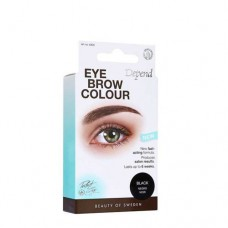 Eye Brow Color Svart