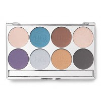 High Density Eyeshadow Palette Midnight Black