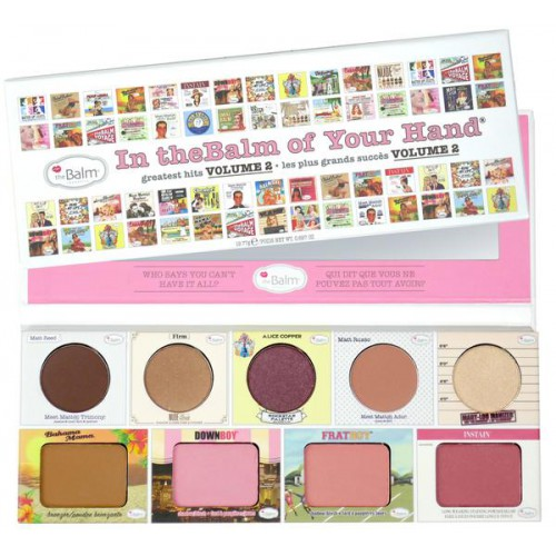 In theBalm Of Your Hand Vol.2
