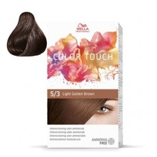 Color Touch 5/3 Light Golden Brown