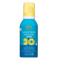 Sunscreen Mousse Kids SPF30