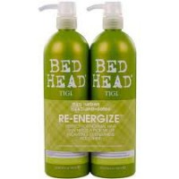 Bed Head Urban Anti-Dotes Re-energize 1 Shampoo & Conditioner