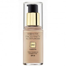 Face Finity All Day Flawless 3-in-1 Foundation Beige 55